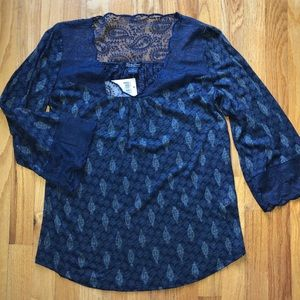 NEW with Tags Lucky Brand Top
